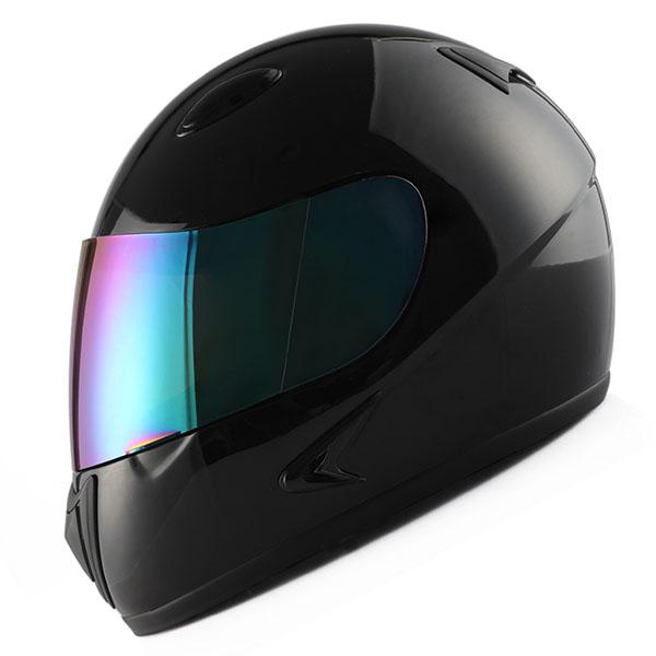 Youth Full Face Motorcycle Helmet Mx Bmx Atv Dirt Bike